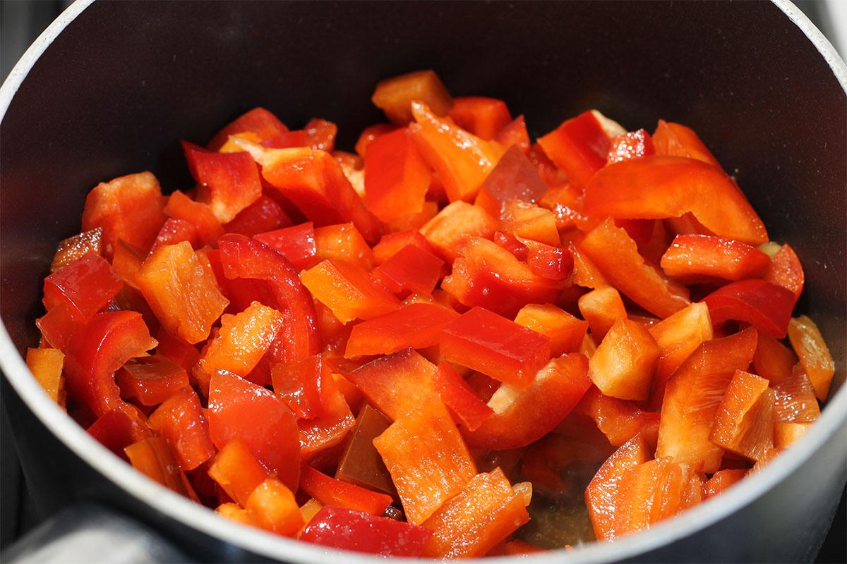 Cuocere-peperoni
