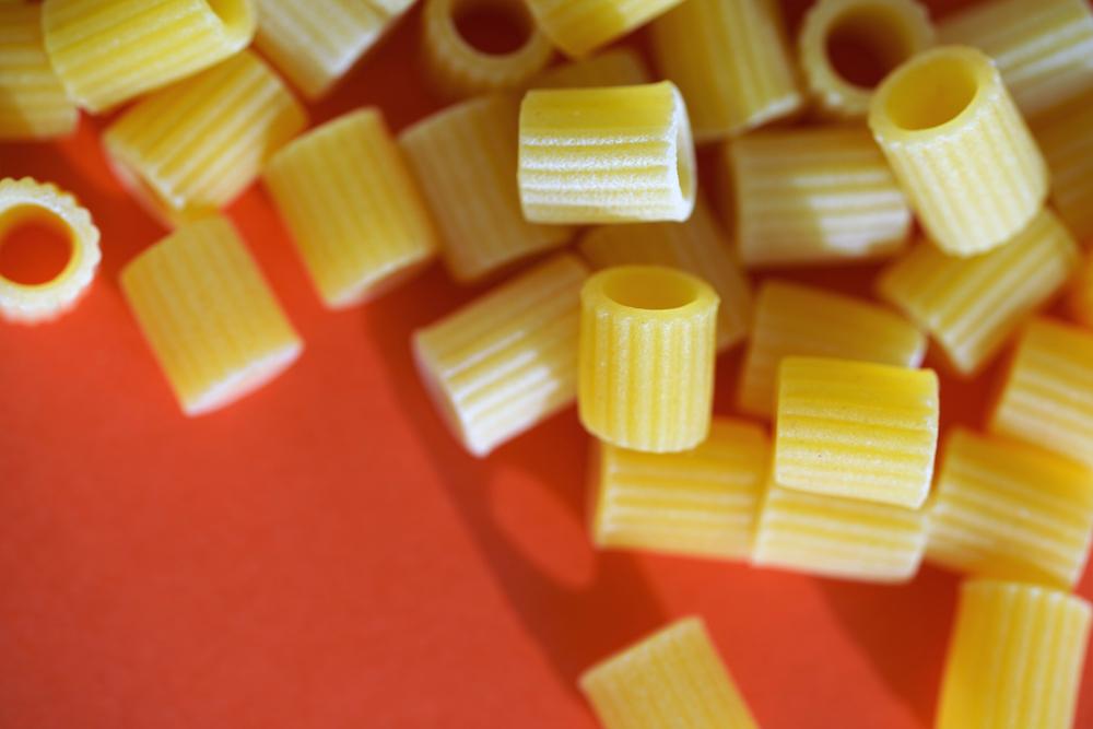 ditaloni per La minestra di zucca alla milanese
