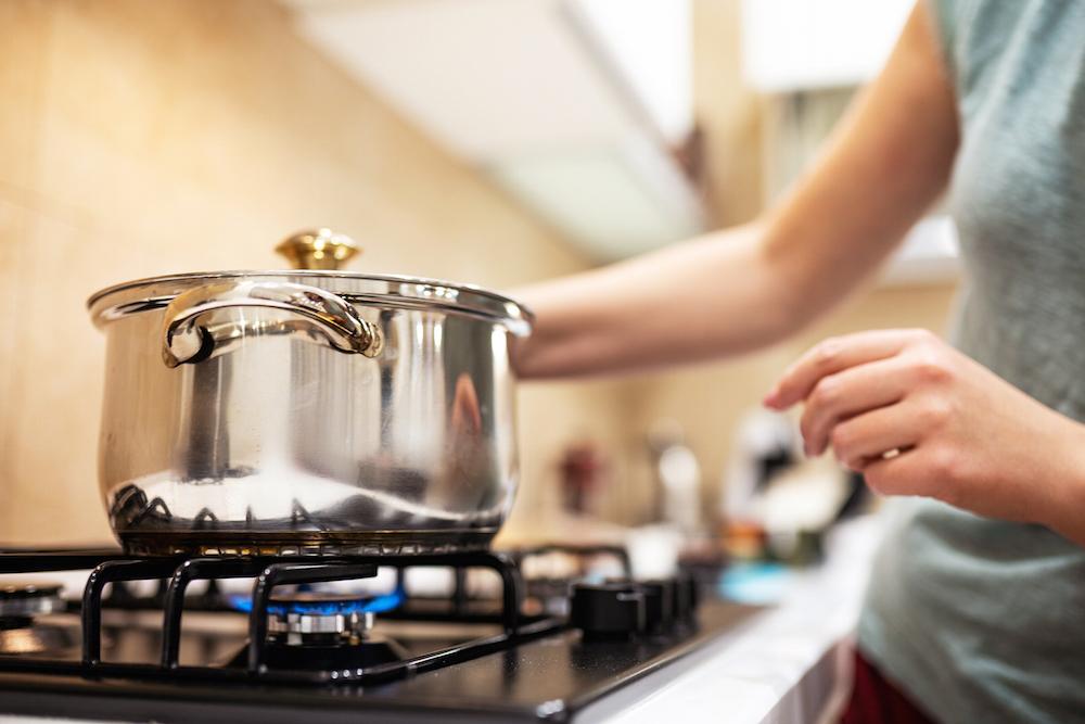 far bollire i fagioli per il pignato